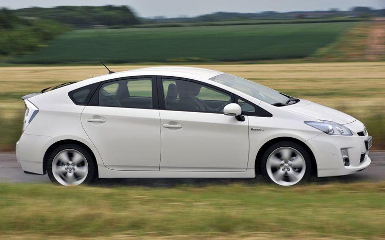 Toyota Prius Híbrido 2012