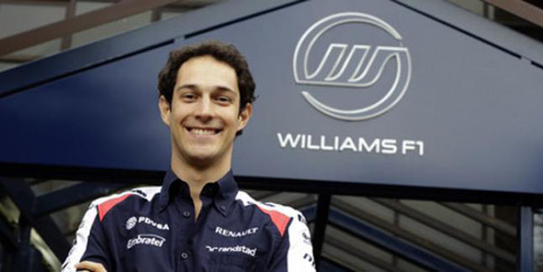 Bruno Senna Williams
