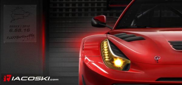 Ferrari F12XX Berlinetta