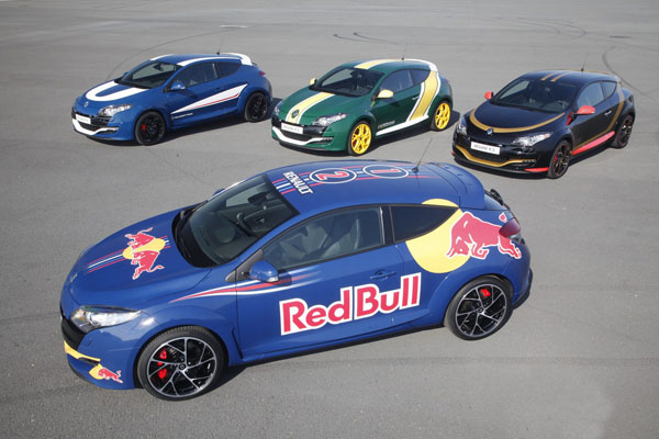 Renault Megane RS F1 2012