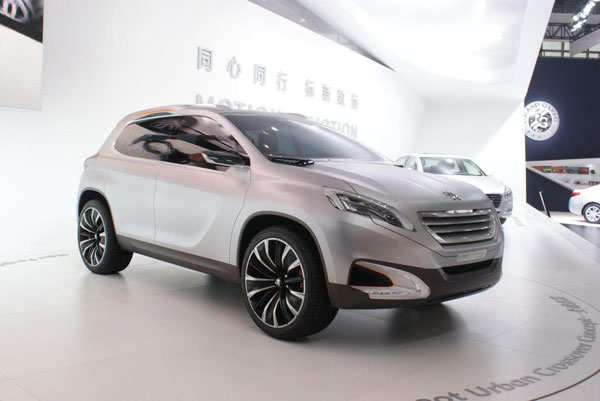 Peugeot 2008 crossover