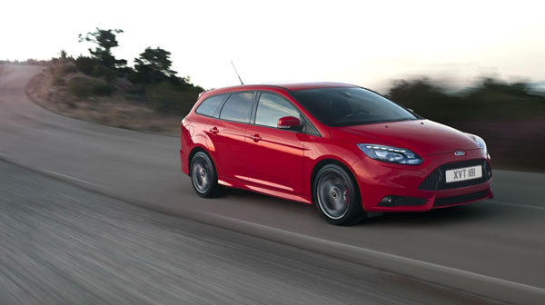 2012 Ford Focus ST Familiar