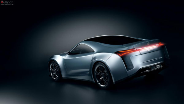 2014 Toyota Supra render
