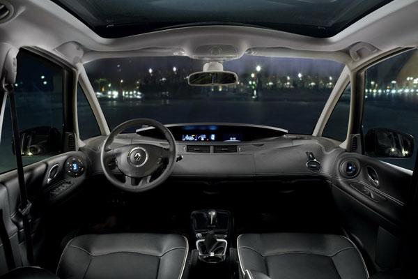 2013 Renault Espace interior