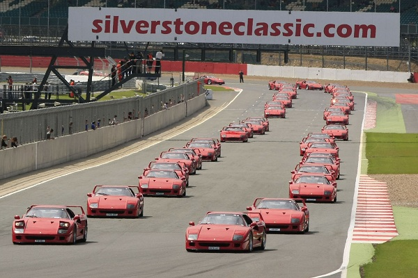 F40 Silverstone