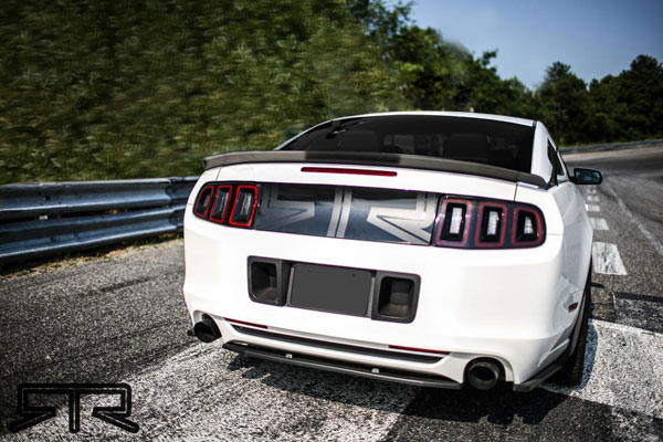 Mustang RTR
