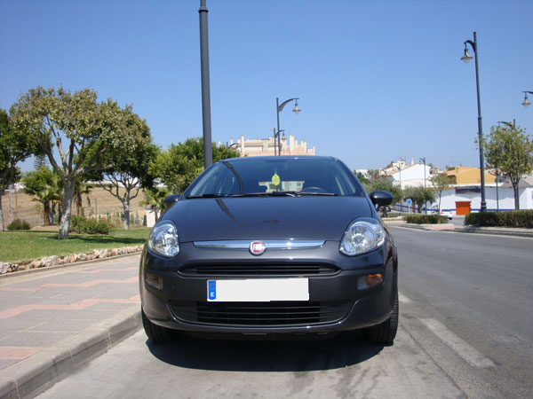 Prueba Fiat Punto Evo Dynamic 1.4