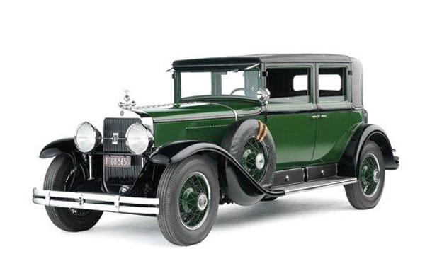 RM Auctions subasta Cadillac Al Capone