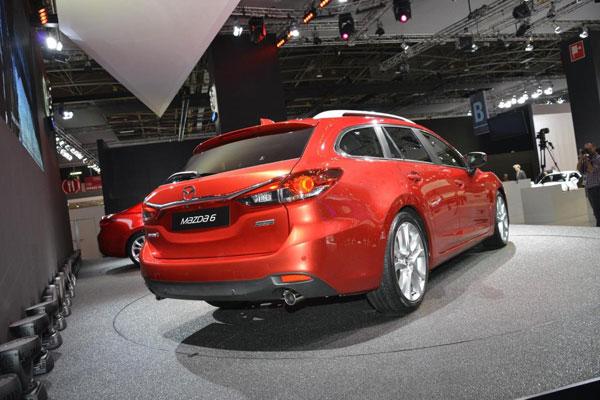 2013 Mazda 6