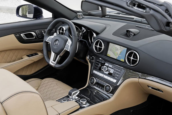 2013 Mercedes Benz SL 65 AMG