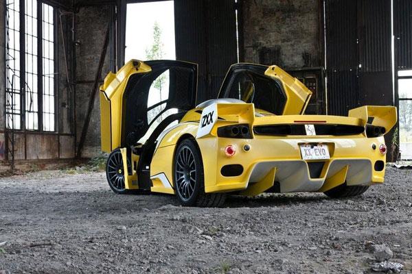 Edo Competition - ZR Auto Ferrari Enzo ZXX