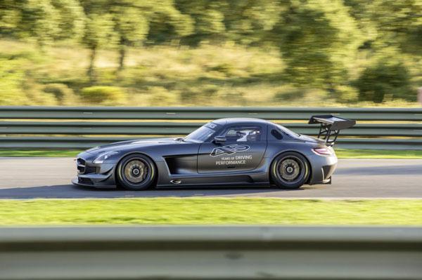 Mercedes-Benz SLS AMG GT3 45º Aniversario