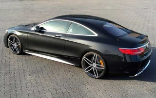 G Power Mercedes S63 AMG Coupe
