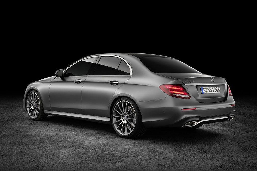 2016 Mercedes Clase E