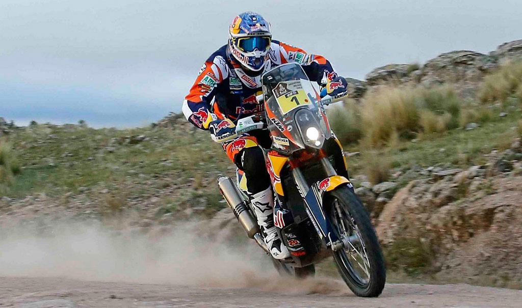 rally Dakar 2016, Marc Coma en KTM