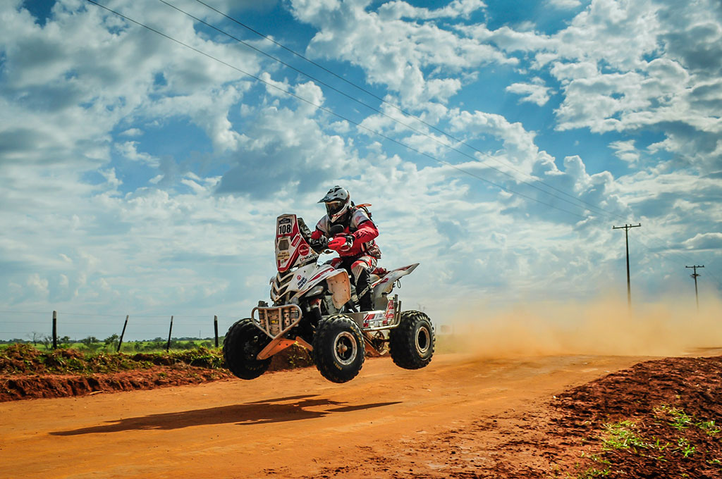 rally Dakar 2016 en quad